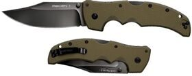 Нож Cold Steel модель 27TLCVG Recon 1 Clip Point OD Green