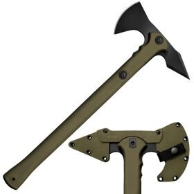 Топор Cold Steel модель 90PTHG Trench Hawk OD Green
